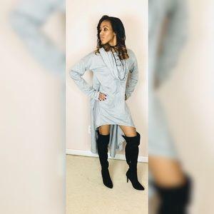 Dresses & Skirts - Hooded Tunic Dress